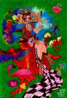 The Red Queen by Sahan