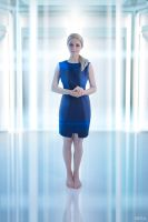 Detroit: Become Human. Chloe cosplay (frame 3) by Lyumos