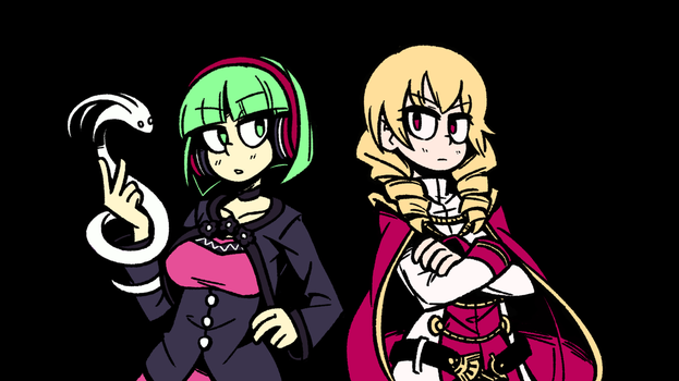 Phonon and Wagner by Suragi-0