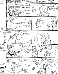 THE ULTIMATE BATTLE pg.486 by DW13-COMICS