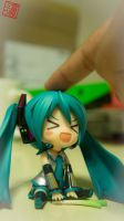 Have you pet your Nendoroids lately? by mitch1911