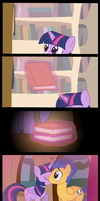 Comic Block: Can I Check You Out Again? by dm29