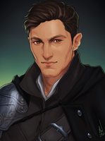 Chaol Westfall by Merwild