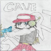 Just a normal day of Cave Story by hiecrashgeek