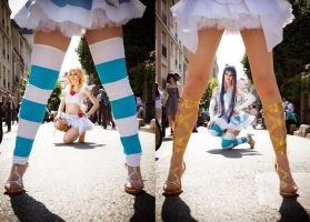 Panty and Stocking by Lye1