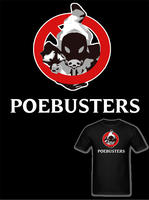 LOZ Poebusters T Shirt by Enlightenup23