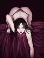 Before the Ouija board by Hollilicious