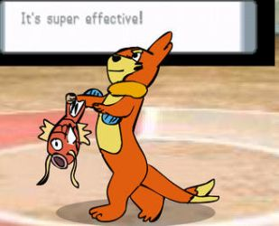 Groovy Buizel animation by jared811111