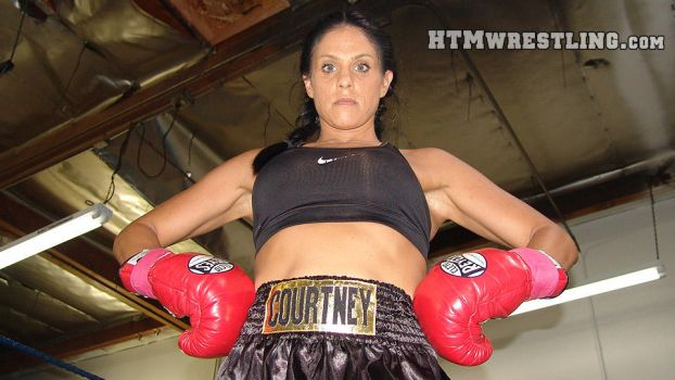 Courtney by boxingwrestling