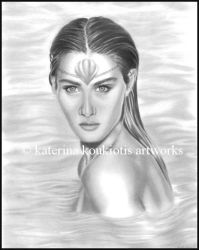 Queen Of The Sea by Katerina-Art