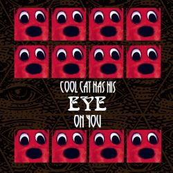 Cool Cat Has The Coolest Eyes by xTheHexagonMinex