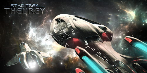Tactical Advance | Star Trek: Theurgy by Auctor-Lucan