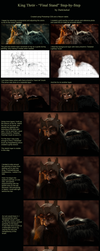 King Thror: Step by Step by DarqueJackal