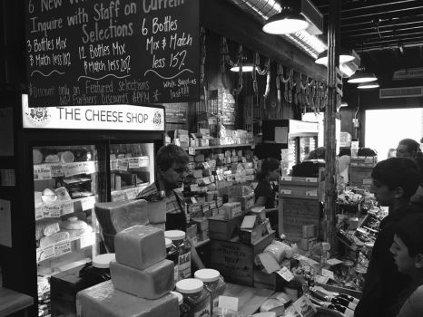 The Cheese Shop by kgrillz