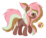 Rusty Blossom by BriarRoseWinterRose