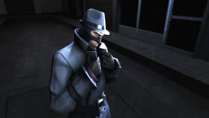 [SFM] Sam, being a real Spy by TheLisa120
