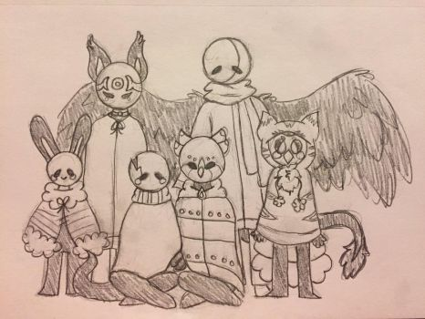 Group Photo by Panolli