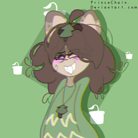 Green by PrinceChain