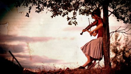 Lindsey Stirling Vintage by cmdrsamu