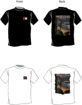 TombRaider Reborn Competition01 T-Shirt by Bernd73