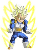 Super Vegeta by Dbzbabe