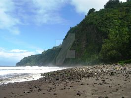 Bottom of Pololu Valley Hawaii by JasonYoungdale