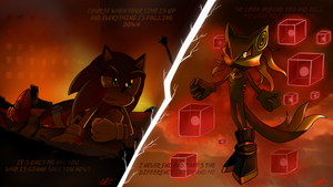 Sonic Forces by Karola2712