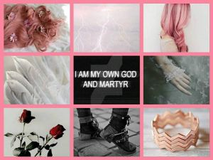 Lightning Farron Asthetic