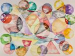 Geometric Shapes  by mybuttercupart