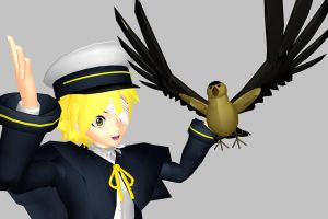 MMD Newcomer -- James +Download by Pikadude31451