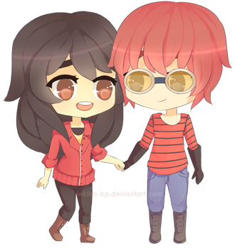 com: Neru And Matt~ by iekika-bp