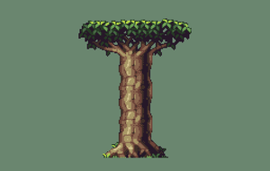 Game Asset - Tree Platform by AlbertoV