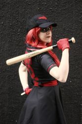 Bombshell Batwoman by MaDeath90