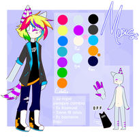 Ref // Music the cat 2016 by XCrystalthecatX