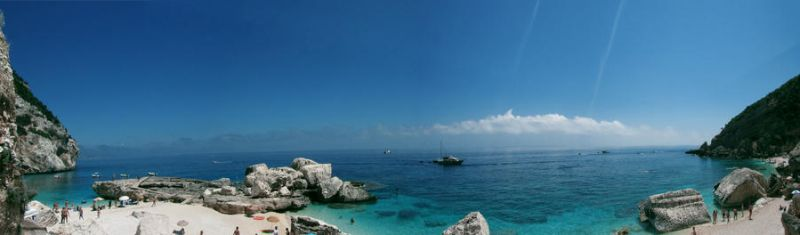 Sardinia - Cala Mariolu by datel79