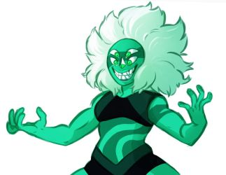 Malachite by JICheshire