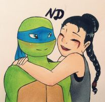 (PC) TMNT: I Love You!  by modsisawesome