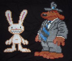 Sam and Max - Hama by JiFish