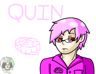 OC - Quin by I-Luv-Emoboys