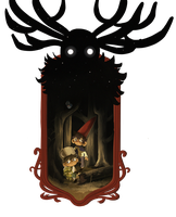 Over the Garden Wall by cheepers