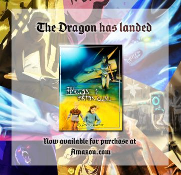 (Now on Amazon.com) The Dragon and the Onion Girl by Jereth-Bane
