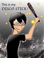DISCO STICK by Echo70589