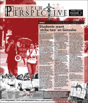 1st Issue Volume 36 by perspective0910