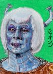 An Andorian! by RazeComix