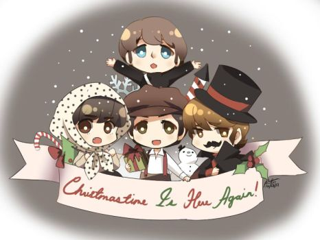 .: Christmastime Is Here Again! :. by PepperMoonFlakes