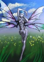 Soulfire Tribute  : Color by SYoshiko