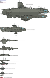 GFS, Navy 2500 to 2538 AD by TinkerTanker44432