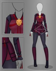 Clothing: Adopt 144 (CLOSED) ON SALE by Zombie-Echo