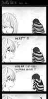 Death Note: Habits. by SilentReaper