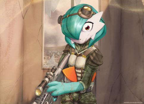 I Want You to Shoot Me. by MurPloxy